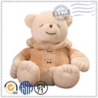 Factory Direct Sale New Design Plush Toy plush sleeping teddy bear
