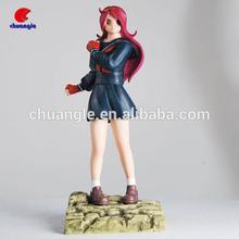 De plástico figuras de fantasía, pvc figuras de anime, personalizado elhombredejuguetes