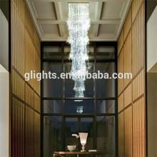 Modern,indoor decoration,Fiber Optic lighting Chandeliers