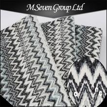 Wholesale Sequin Zebra Fabric