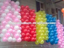 New star 10inch latex advertisement balloon