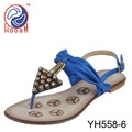 2015 new development comfortable lady sandal, sexy lady sandal, casual lady sandal