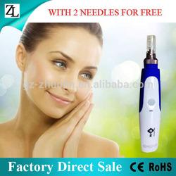 ZL Factory Direct Sale Auto Micro Needle Therapy System Electric Derma Pen Korea
