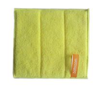 Super absorbent microfibre sponge