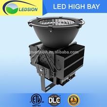 High Power 400W LED High Bay Lighting Fixture, ETL LM79 LM80 DLC Approved Cree 400W LED High Bay Lighting Fixture