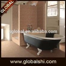 bathroom ceramic beige color 50x50 floor and wall tile