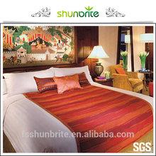 Portable European Luxury king size bed sheet