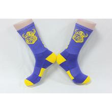 customized usa dri fit cartoon custom wholesale elite basketball socks
