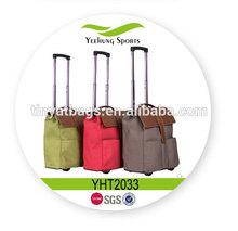 Wholesale Large Capacity Suitcase Bag Travel Bag Wheeled Luggage