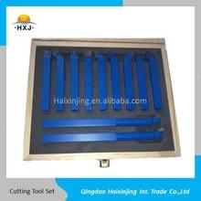 Brazed lathe tools -11pcs 10mm P25/P30