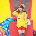 2015 diseño elegante suéter de la mujer de la compañía japonesa ropa de invierno