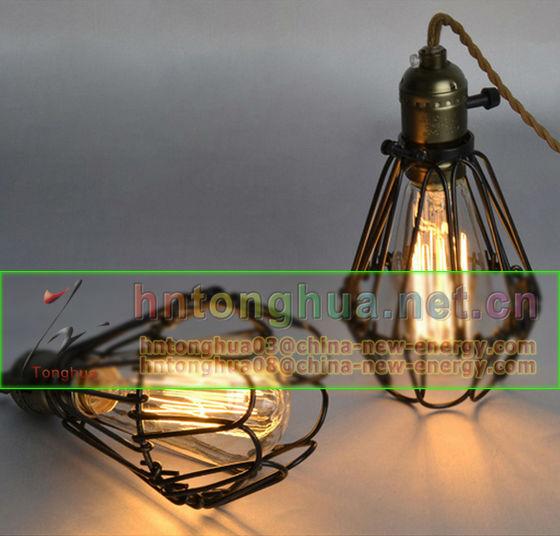 edison lampadina : Vintage edison lampadina, filamento di carbonio edison lampadine st64 ...