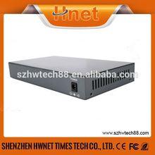 Full-Duplex & Half-Duplex Communication 8 port 802.3af poe switches