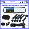Rearview Mirror Parking Sensor Reverse Car Camera