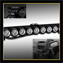 Auto lighting factory supply 4x4, SUV, ATV, UTV, truck, tractor, engineering vehicle, off road led light bar