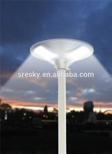 Green IP65 Waterproof Motion Sensor Solar Lights for Construction