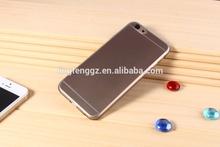 Ultra thin and anti scratch tpu clear case for iphone6 4.7inch