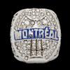 2009 Montreal Hockey Team Lark Grey Cup Championship Rings