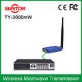 Ghz 1.2 3000mw 2km internet récepteur