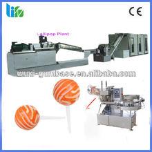 full automatic lollipop making machine
