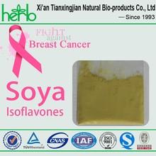 100% Natural soybean isoflavone, soya Isoflavones