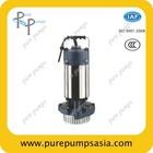 QDX SERIES float switch submersible sewage pump/bomba de aguas residuales