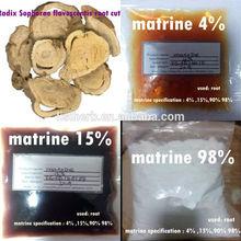 Biopesticide raw material matrine 98% /matrine insecticide