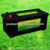 Factory Supplied 12V150AH Silver Calcium Maintenance Free Car Battery Starting Battery 65031-MF