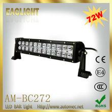 72W 16.7 Inch black American high quality C REE LED llight bar