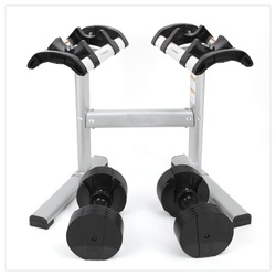 Multifunctional Fitness Exercise 100Lbs Hand Weight Dumbbell