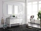 Double sinks bathroom mirror cabinet, Home bathroom vanity (K-904)