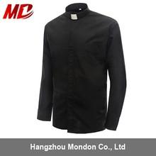 Hot Sale Long Sleeve Clergy Shirts