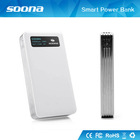 15000mAh with Dual USB 3.2A Output Portable Power Bank Charger for Cellphone/Tablet/Digital Cameras