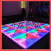 WLK-1-1 640 pcs RGB leds manufacture dance floor dmx stage light portable led dance floors for sale