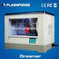 soñador flashforge táctil de pantalla 3d de la impresora