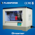 flashforge sonhador da tela de toque de cerâmica em 3d impressora