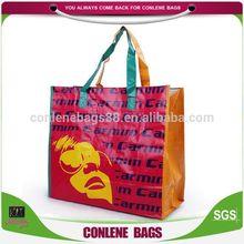 china+bolsas+femininas recycle woven Polypropylene Bag