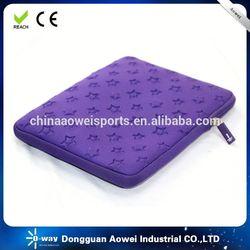 2015 hot selling promotional new design cheap neoprene laptop sleeve