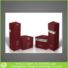 attractive gift paper packaging box recycled paper box