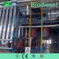 2014 nuevo diseño vegetal/aceite de origen animal y aceite de cocina usado para el procesamiento de biodiesel de la planta