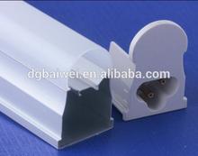 Hot sale with competitive price LED integrated tube light housing//T5 Profile Aluminum heatsink Energy saving Fluorescent tubes