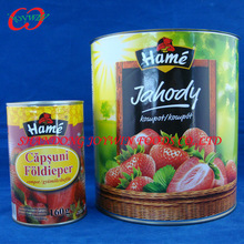 Chinese Canned Strawberry good quality