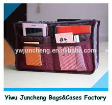 2015 Hot Sale Cheap Nylon Travel Bag Organizer /Bag In Bag Organizer Trade Assurance