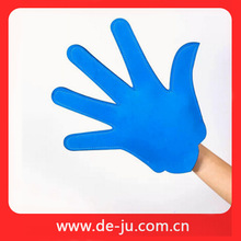Promotion Five Fingers Shaving Shaped Large Size EVA Foam Hand Foam Finger