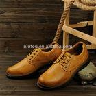 2015 Hot Factory Shoe Oxford Promotion Casual Men Dress Shoes