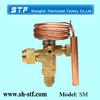Brass Air Conditioner Expansion Valve SM(E)/ST(E)