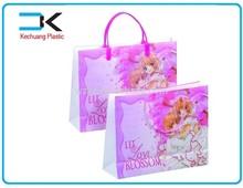 Comic Printing Reuseable PP Shopping Bag