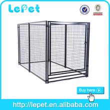 Large steel dog fence cage modular dog cage kennels for dog