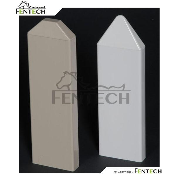 Made in china fentech top standard weiß hochwertige gartenzaun ...