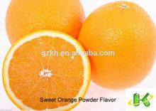 Professional Flavor Manufacturer Powder Sweet Orange Flavor